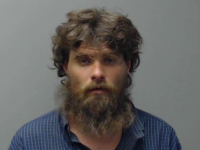 Anthony Thurman Booking Photo