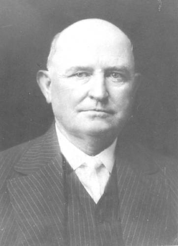 Photo of Sheriff W.F.  Eatman
