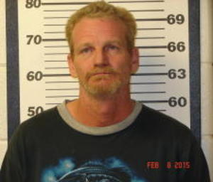 Warrant photo of Lance Scot Daellenbach