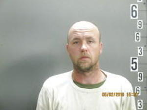 Warrant photo of Matthew Cody Hembree