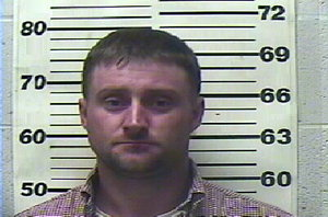 Warrant photo of Timothy Lee Frazier