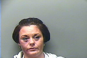Warrant photo of Holly Michelle Padgett