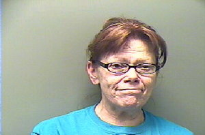 Warrant photo of Debra Walker Hazelett