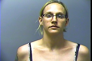 Warrant photo of Jodie Leigh Martin