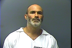 Warrant photo of Eric Douglas Gunter
