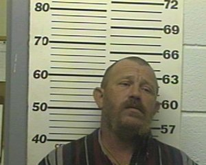 Warrant photo of Ronnie Lee Turner