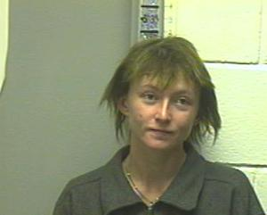 Warrant photo of Sharon Kay Wages